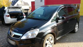 Opel Zafira B 1.9d AT (120 л.с.) [2008]